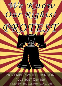 We Know Our Rights – Nov 29