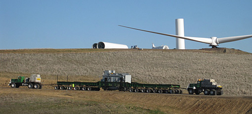 Constructing a Wind Turbine