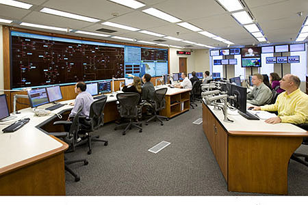 Pacific NW National Lab Infrastructure Operation Center near Hanford