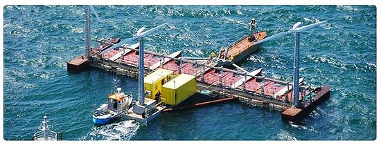 Floating Power Platform