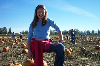 Pumpkin Patch Kid