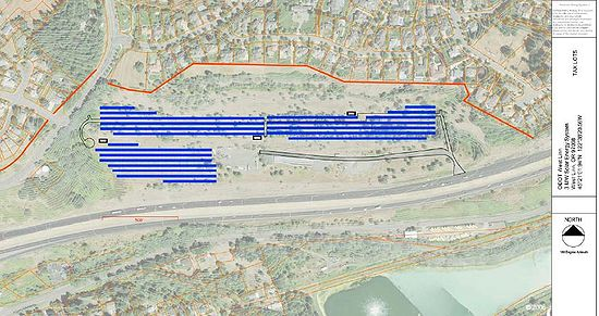 West Linn Solar Highway Project